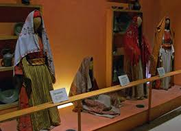 file s attire on display at the museum of popular