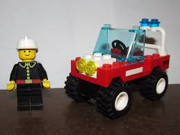 lego jeep lego firefighter with rescue jeep 6511 by wlart12 on deviantart