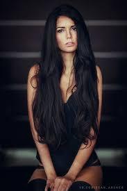 dark haired women hair design picmia