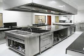 commercial kitchen island grant funded commercial kitchen to cook up small business support