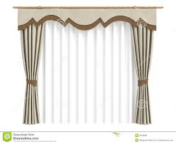 Alexander Curtains Curtains Stock Photo Image 9870680