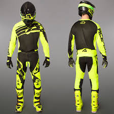 motocross gear cheap combos acerbis motocross u0026 enduro mx combo acerbis x gear yellow