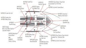 420 sailboat diagram