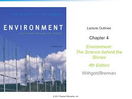 chapter 4 environment the science behind the stories