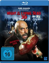 night of the living dead 3d blu ray germany