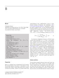 bureau de m hode boron isotope variations and its pdf available