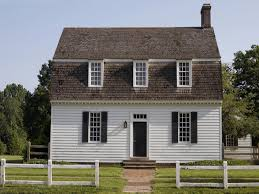 colonial houses in the 1700s colonial williamsburg houses