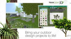 Home Designing 3d by Home Design 3d Outdoor Garden Slides Into The Play Store For All