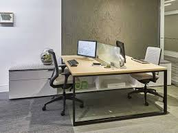 Workstations Los Angeles Crest Office - Open office furniture