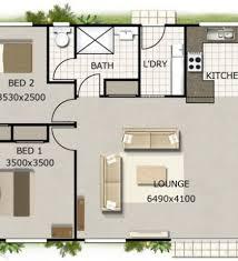 Sqft  Bedroom House Plans In Kerala  Bedroom Home Design - Two bedroom house design