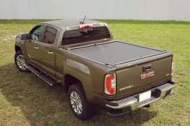 Roll And Lock Bed Cover M Series Truck Bed Cover For Chevy Colorado