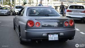 2008 Nissan Skyline Gtr Nissan Skyline R34 1 May 2017 Autogespot