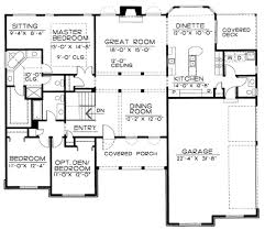 house 24213 blueprint details floor plans sims homes