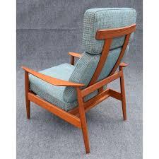 Vintage Recliner Chair Vintage Arne Vodder For Cado Danish Modern Teak Recliner Chair