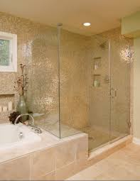 Large Bathroom Showers Large Tiled Bathroom Glass Shower Large Accessibility Home