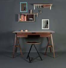 Trestle Computer Desk 20 Trestle Desk Ideas For The Hottest Trend