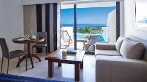 sea view living room porto sea view suites