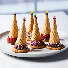party hats cookie cone party hats nestlé best baking