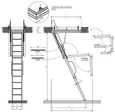 scale retrattili per soffitte scala soffitta scomparsa retrattile