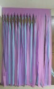 streamer backdrop best 25 crepe paper backdrop ideas on streamer