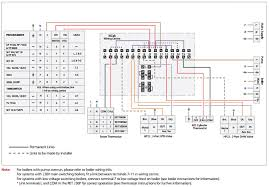 central heating wiring diagrams danfoss 2 return zone