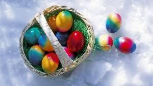 kids easter egg hunt grand targhee resort