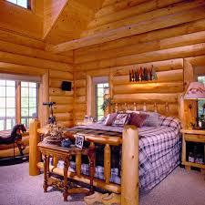cabin bedrooms log home bedrooms room image and wallper 2017