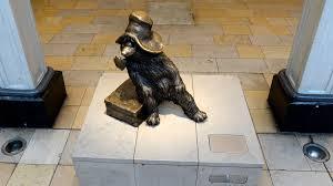 paddington bear statue paddington