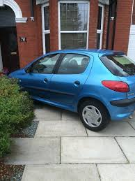 peugeot automatic diesel cars peugeot 206 diesel car 1398 engine 30 tax cheap to run needs