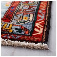 persisk hamadan rug low pile handmade assorted patterns 140x200