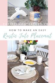 best 25 placemat diy ideas on pinterest kitchen placemats how