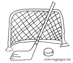 get this free hockey coloring pages to print 39122