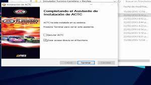 Descargar Tc 2000 Racing Full Taringa - como instalar actc simulador turismo de carretera para pc vídeo