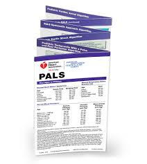 aha pals pocket reference card 2015 u2013 aphe store