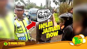 Gambar Lucu Gokil Polisi Update Status