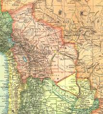 Asuncion Paraguay Map Bolivia And Paraguay In 1921 Map El Tacovo Bolivia U2022 Mappery