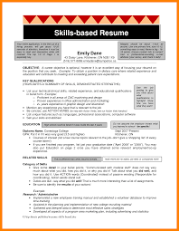 Janitor Resume Examples by 4 Skills Based Resume Sample Janitor Resume