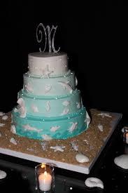 themed wedding cakes aquarium themed wedding cake cakecentral