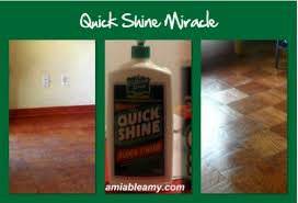 amiable shine floor finish by holloway hose works miracle
