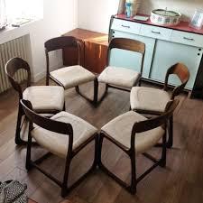 chaise traineau baumann chaises traineau baumann vintage
