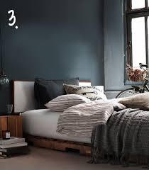 dark moody blue grey wall by starmekitten tannaz bedroom