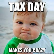 You Crazy Meme - 15 tax memes to get you through struggling on april 18