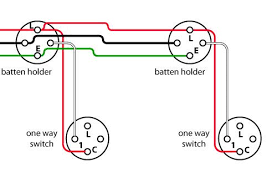 one way switch wiring diagram 2 lights one switch diagram two