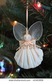 Homemade Christmas Decorations Angels by 73 Best Christmas Down By The Sea Images On Pinterest Nautical