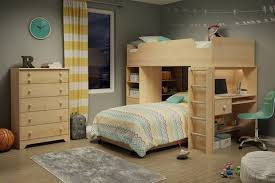 South Shore Logik Twin Loft Bed White Walmartcom - South shore bunk bed