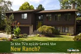 split level ranch house is the 70 s split level the new ranch
