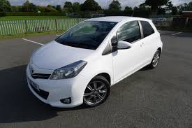 used toyota yaris sr for sale motors co uk
