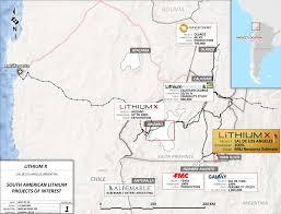 South Los Angeles Map by Sal De Los Angeles U2013 Lithium X