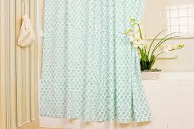 Beachy Shower Curtains Adorable Beachy Curtains Ideas With Seascape Shower Curtain