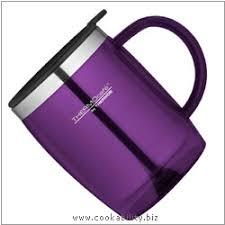 Desk Mug Thermos Thermocafe Desk Mug Purple 7424580 Uk